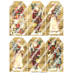 Christmas 149 Collage Sheet