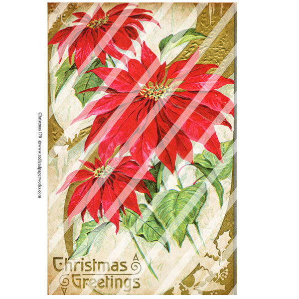 Christmas 170 Collage Sheet