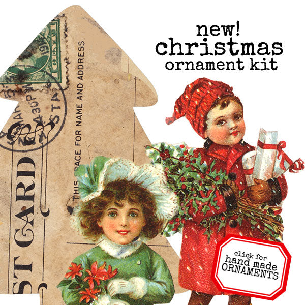 Christmas Ornament Kit SOLD OUT
