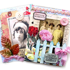 cottage garden book pages