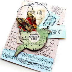 Vintage Elements 195 Collage Sheet