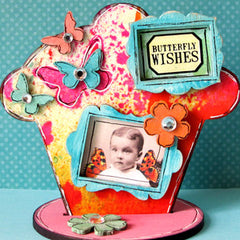 Artful Cupcakes 3 Collage Sheet