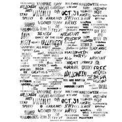 Halloween 68 Collage Sheet