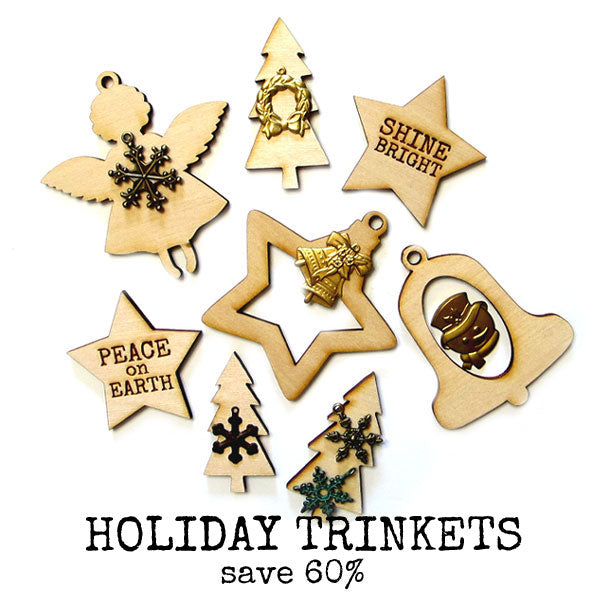 Holiday Trinkets Collection Save 60%