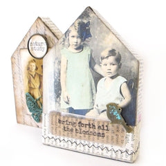 Walk in the Woods Chunkie House Kit