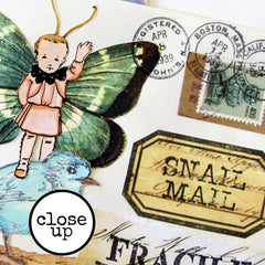 art tips and techniques for mail art