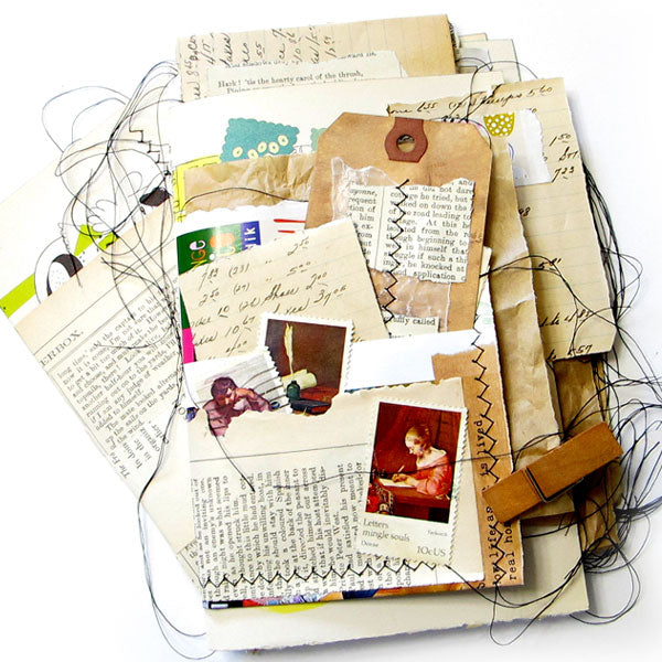 Recycled Remade Junk Journal