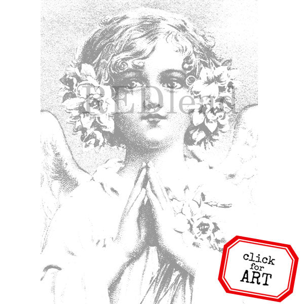 Angel of Bliss Rubber Stamp Save 20%