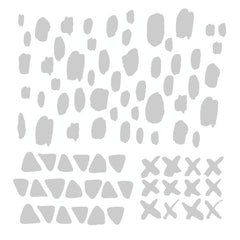 More Doodles Art Stencil 6 x 6 Save 25%