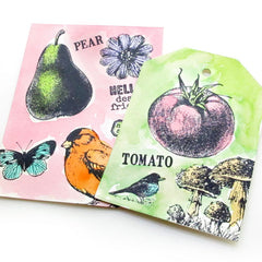 cling mount rubber stamps