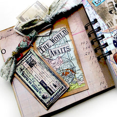 travel artist book