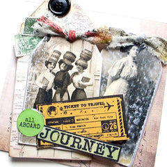journey travel book art