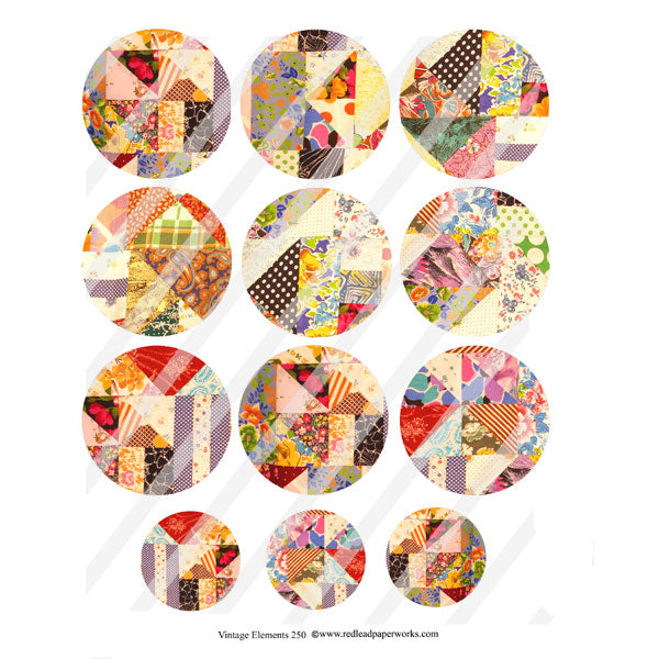 artist trading coins collage sheets