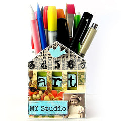 My Studio Art House