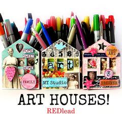 Art House Kit Make Art