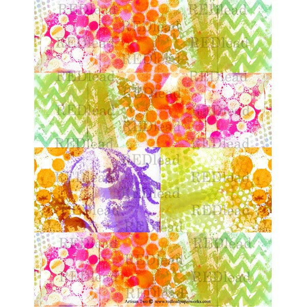 Collage Sheet Artisan 2
