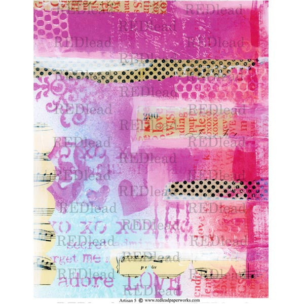 Collage Sheet Artisan 5