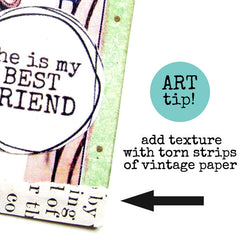 rubber stamp art tips