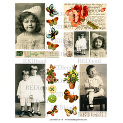 Collage Sheet Ancestors 120