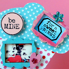 hand made valentine crafts