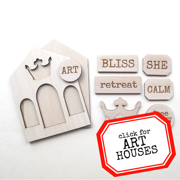 Art House She Shed