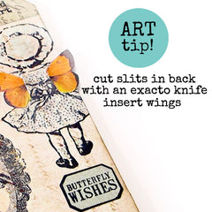 rubber stamping art tip
