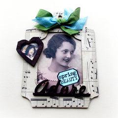 Chipboard Frame Set Emily