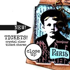 New paris rubber stamps