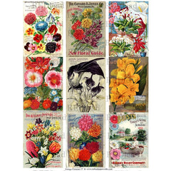Vintage Elements 57 Collage Sheets