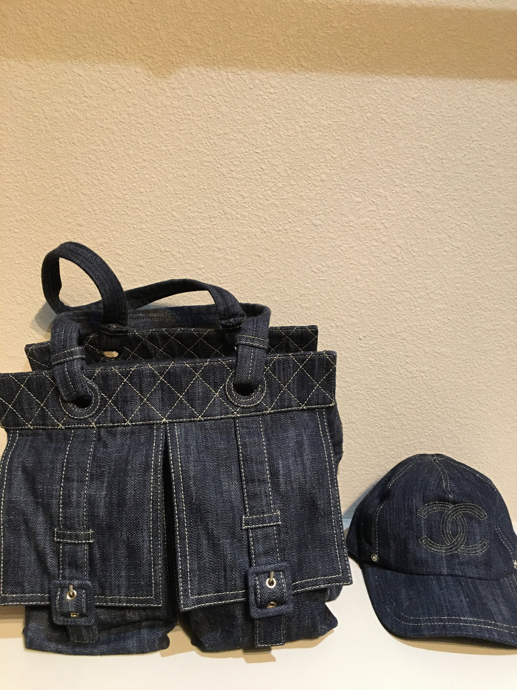 Chanel Denim Handbag