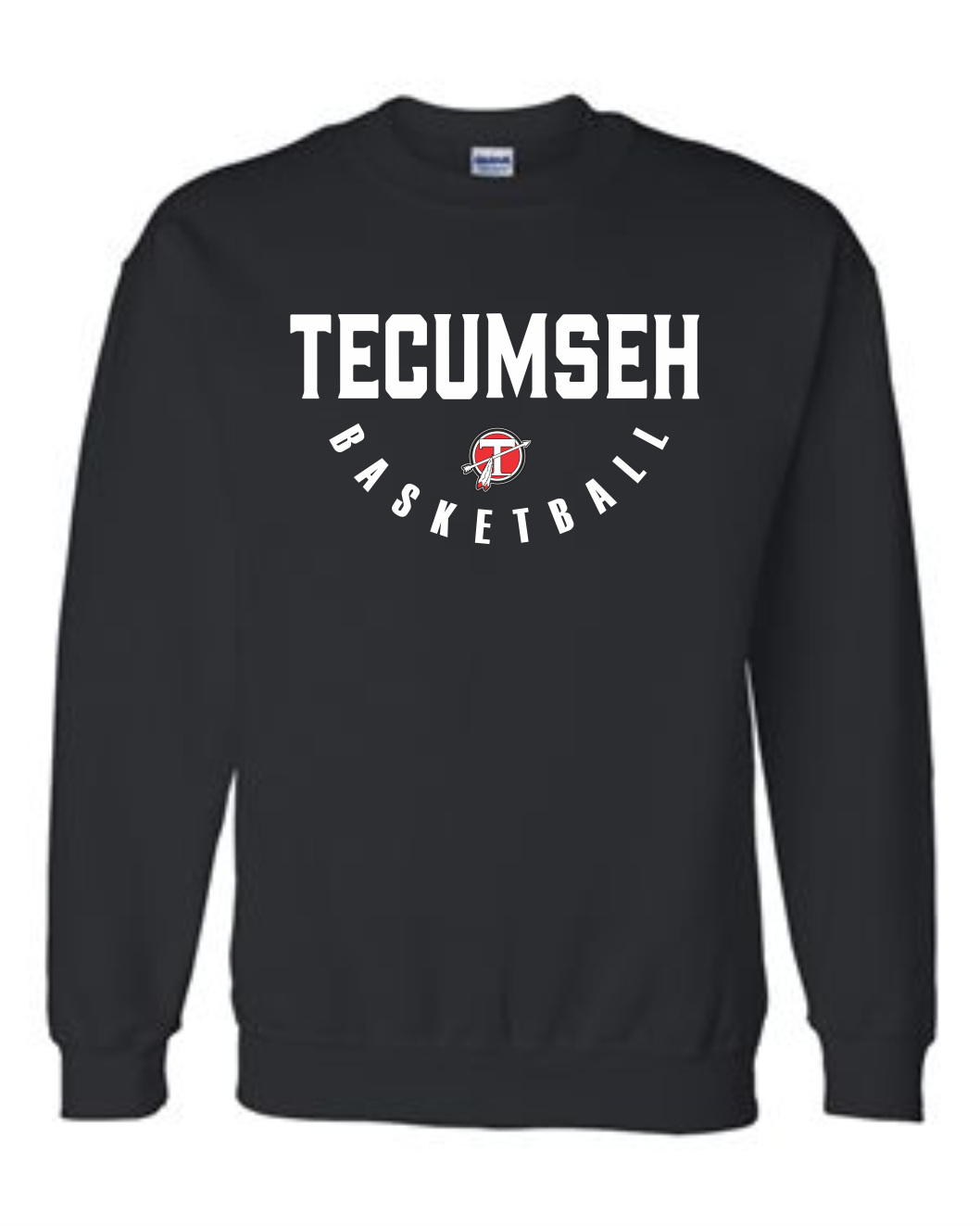 TMS Basketball 2020 Crewneck Sweatshirt