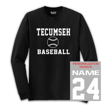 Load image into Gallery viewer, Arrows Baseball 2021 Long Sleeve Tshirt