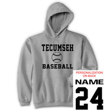 Load image into Gallery viewer, Arrows Baseball 2021 Hoodie