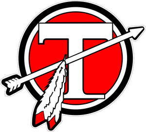 Tecumseh Spring 2021 Car Decal - Sticker