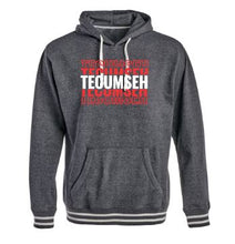 Load image into Gallery viewer, Tecumseh Relay Hooded Sweatshirt