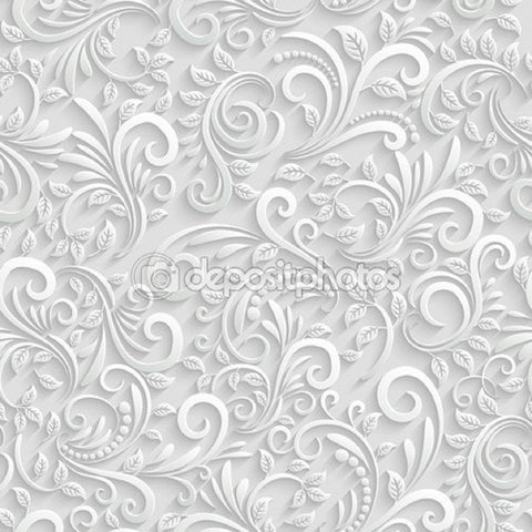 Floral Wedding Theme  Backdrop