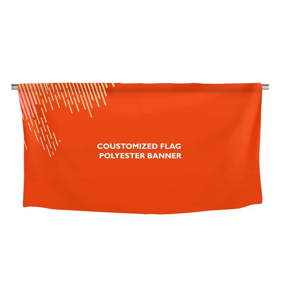 Customized Flag Printing (Translucent Polyester Cloth)