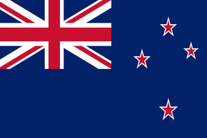 New Zealand Country Flag