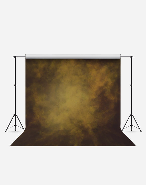 Rustic Brown Fashion Wrinkle Resistant Backdrop