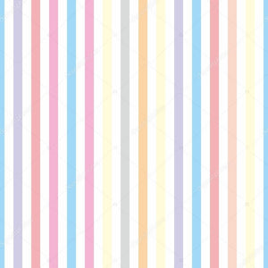 Seamless Vector Pastel Stripe Print Photography Backdrop