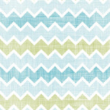 Blue and Green Chevron Print Photography Backdrop