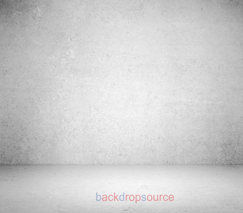 Grey White Floor Print Photography Backdrop