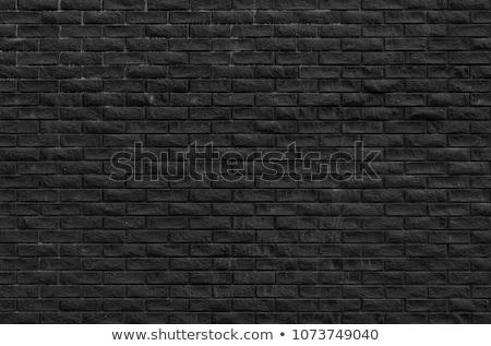 Old black brickwall Backdrop