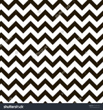 Zigzag Classic Chevron Indelible Print Fabric Backdrop
