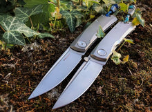 Load image into Gallery viewer, Luna ECO, Stonewash - Real Steel Knives Knife Budget