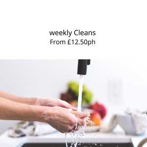 Weekly Routine Clean