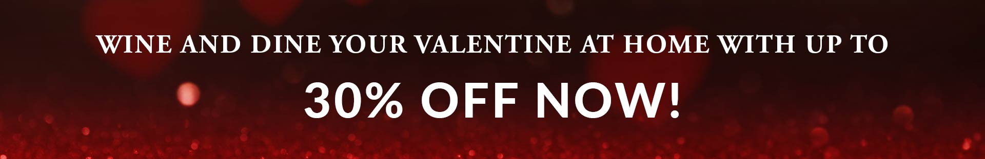 Valentine's Day Sales Start Early