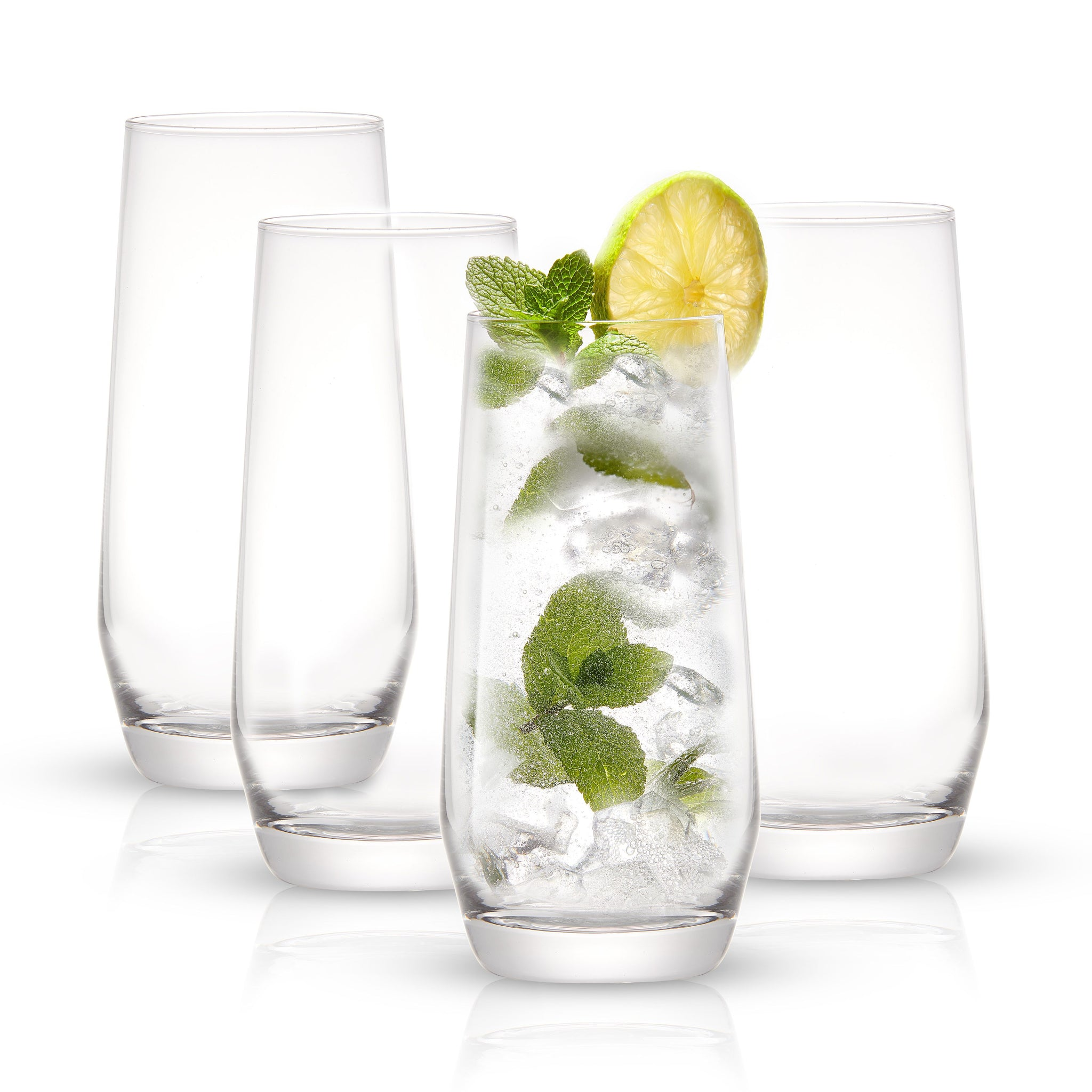 Gwen<br/>Highball Glasses<br/>Set of 4