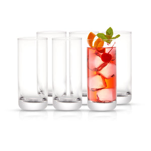 Faye Highball Glasses Set of 6