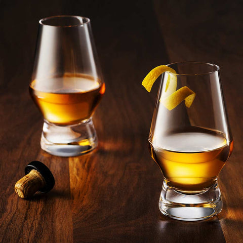 Halo<br/>Snifter Whiskey Glasses<br/>Set of 2